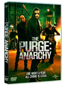 The Purge Anarchy_DVD 3D