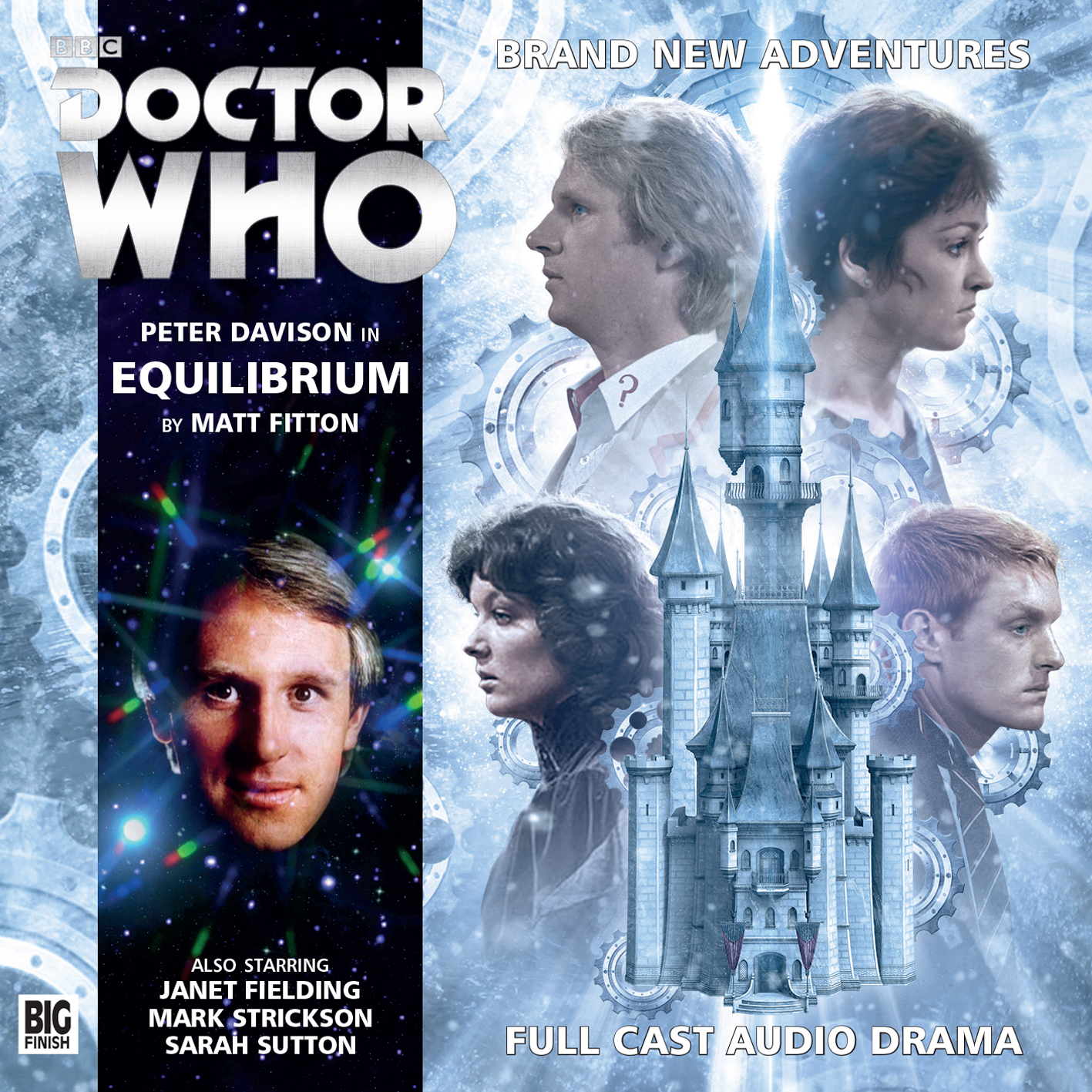 Image result for big finish Equilibrium