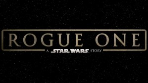 Rogue One Logo