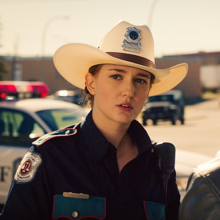 d16608ed2cb Wynonna Earp  Interview  Katherine Barrell – Sci-Fi Bulletin  Exploring the  Universes of SF