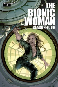 Bionic Woman season 4