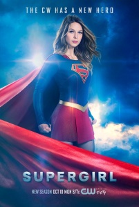Supergirl poster CW