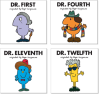 Doctor Who meets the MrMen