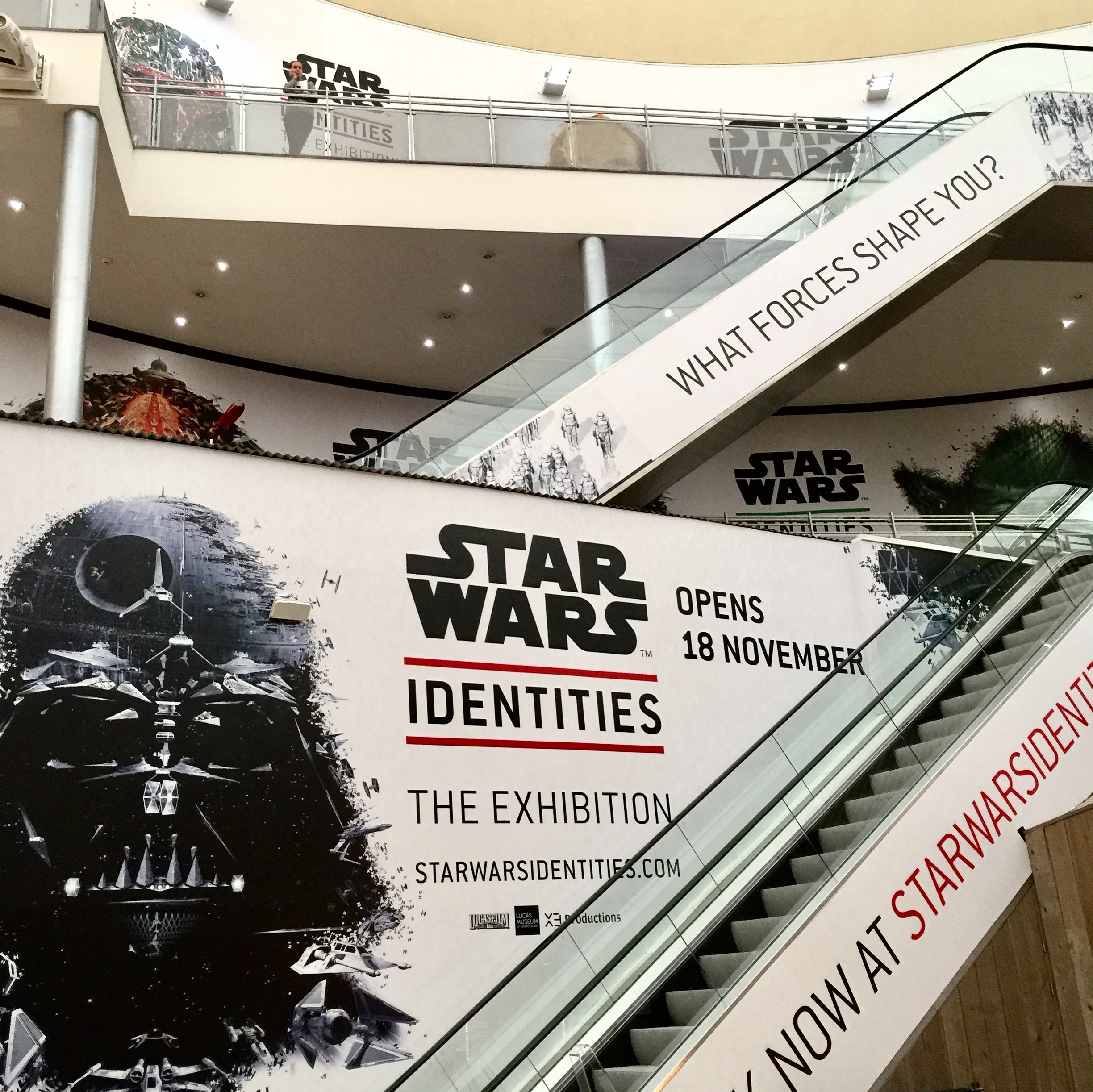 Review: Star Wars Identities: The Exhibition €� Scifi Bulletin: Exploring  The Universes Of Sf, Fantasy & Horror!