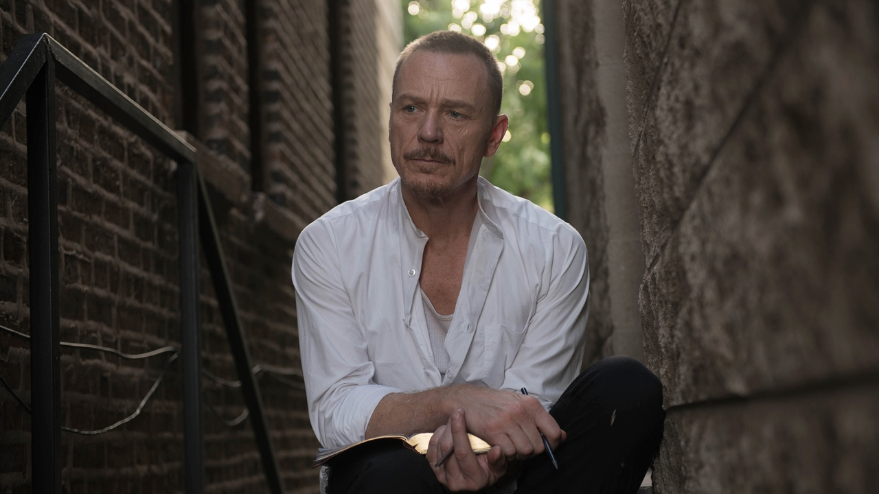 The Exorcist: Interview: Ben Daniels €� Scifi Bulletin: Exploring The  Universes Of Sf, Fantasy & Horror!