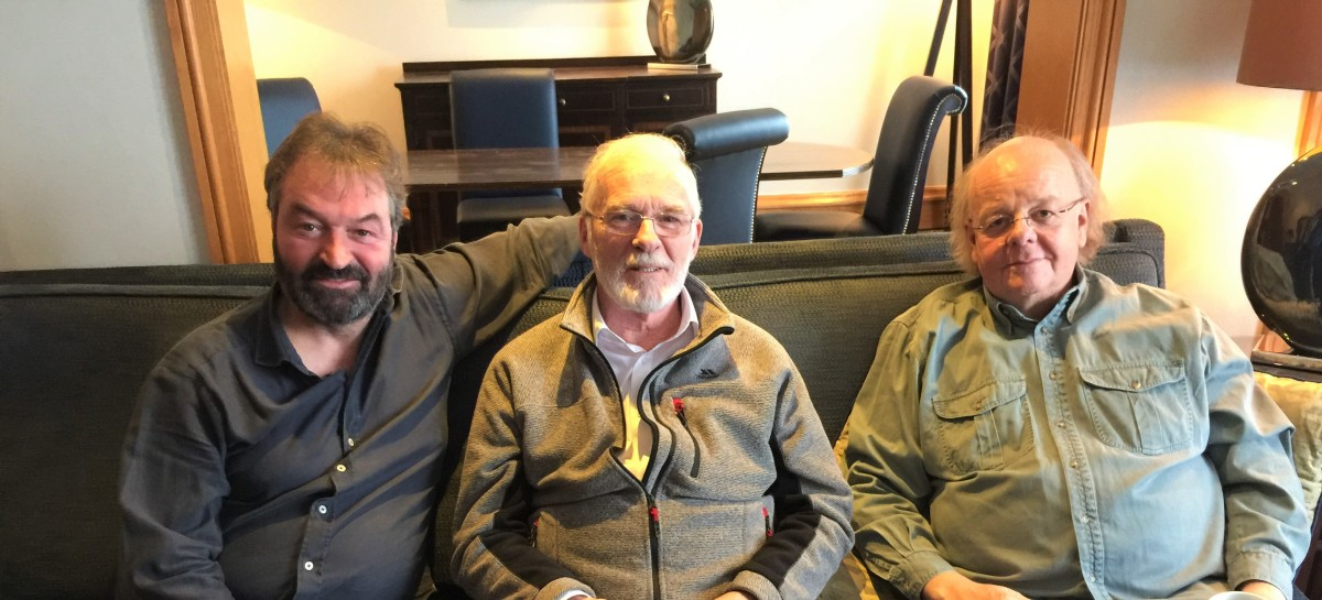 Game Of Thrones Interview Ian Beattie Ian Mcelhinney And Roger
