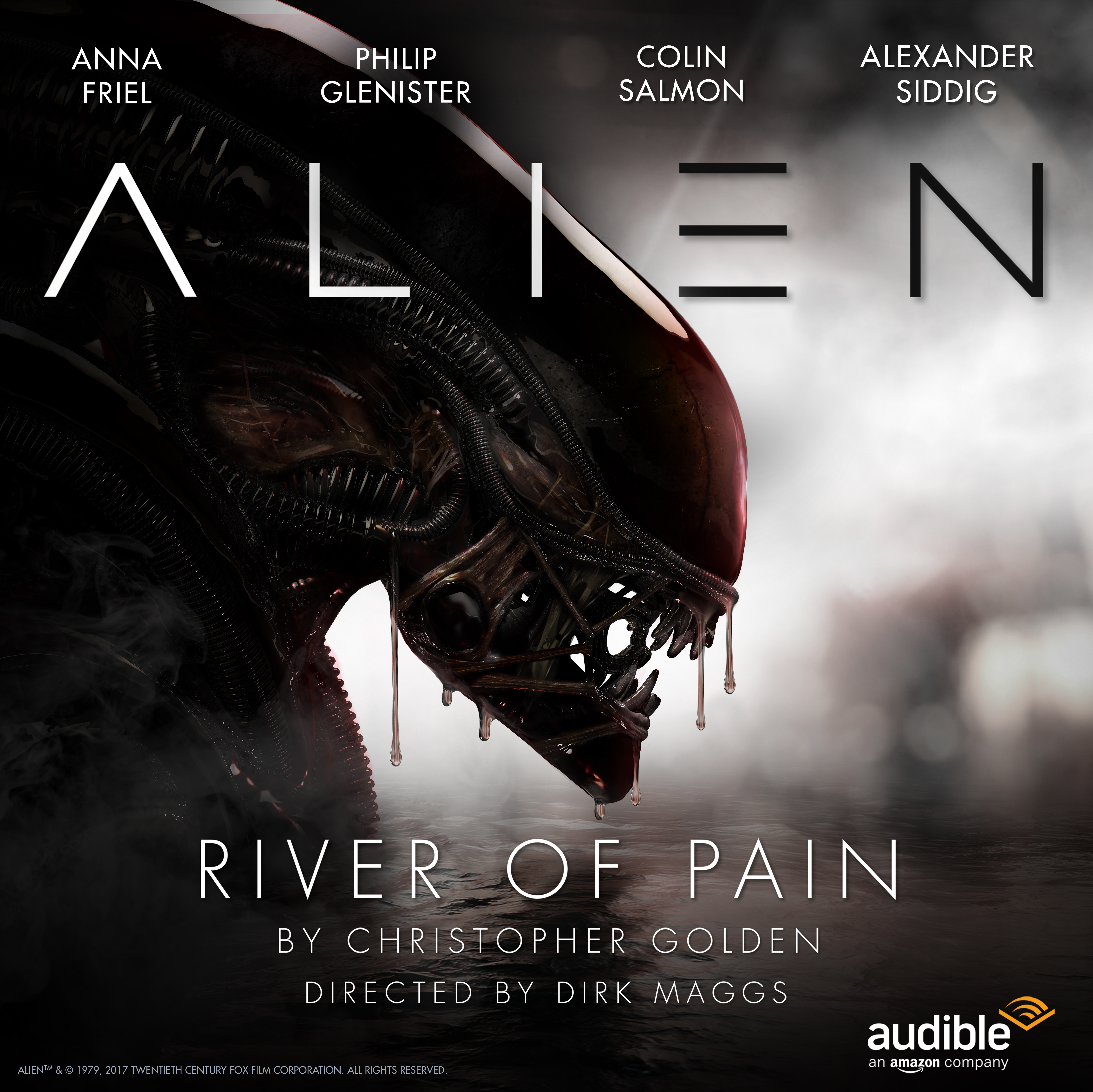 Alien  River of Pain coming to Audible – Sci-Fi Bulletin  Exploring the  Universes of SF 15df3f9b8