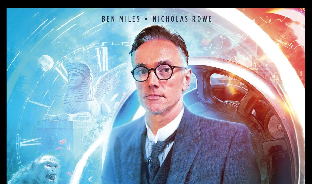 H G Wells: Review: Big Finish Audio: The Time Machine – Sci