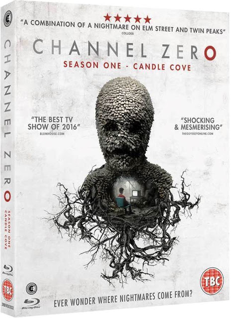 Channel Zero: Interview: Nick Antosca (Candle Cove Blu-ray
