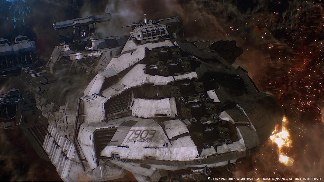 Starship Troopers: Interview: Edward Neumeier – Sci-Fi