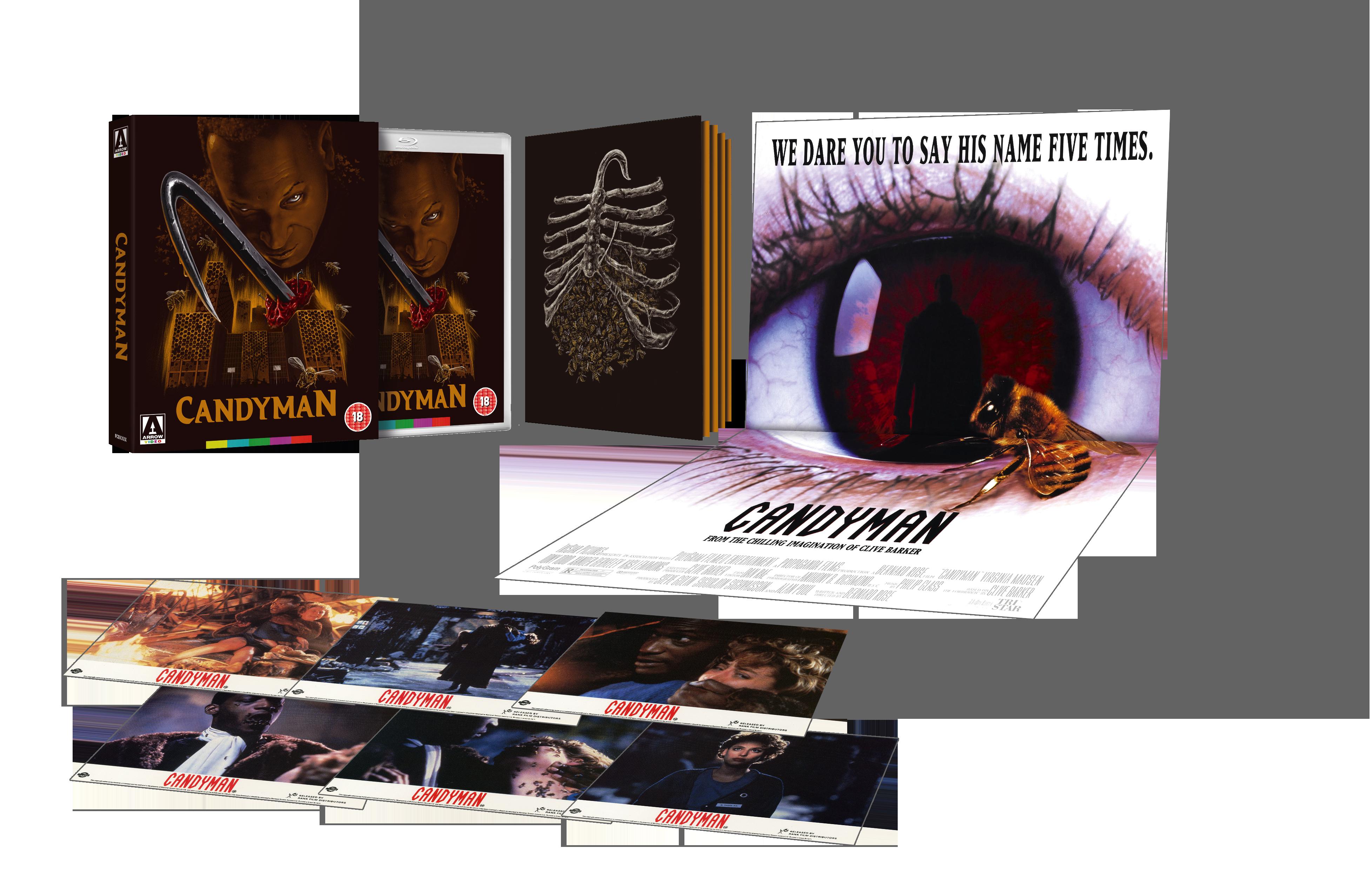 Review Candyman Sci Fi Bulletin Exploring The Universes Of Sf Fantasy Horror
