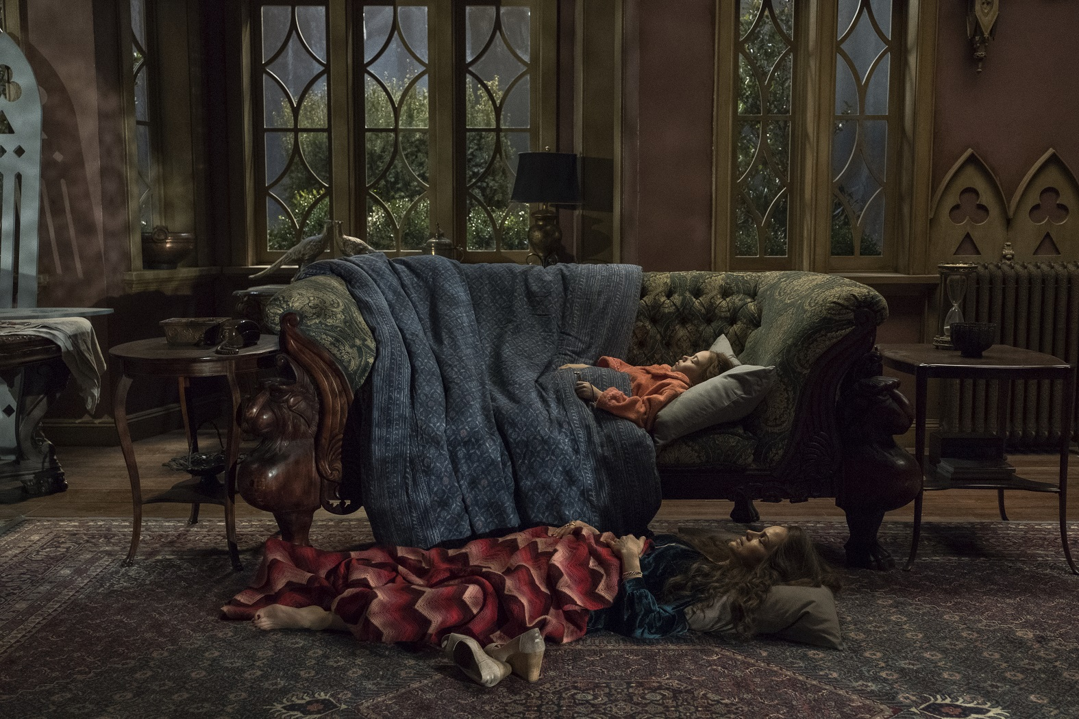 The Haunting Of Hill House Review Series 1 Episodes 5 And 6 Sci Fi Bulletin Exploring The Universes Of Sf Fantasy Horror