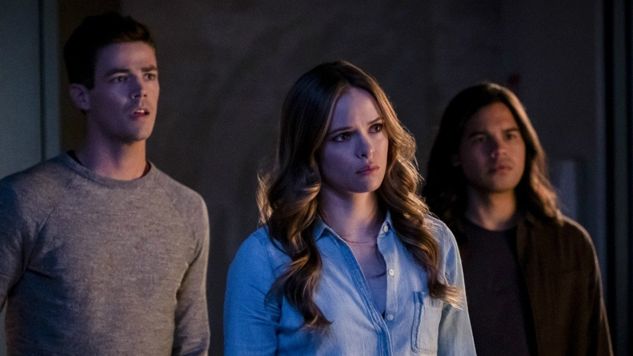 The Flash: Review: Season 5 Episode 6: The Icicle Cometh