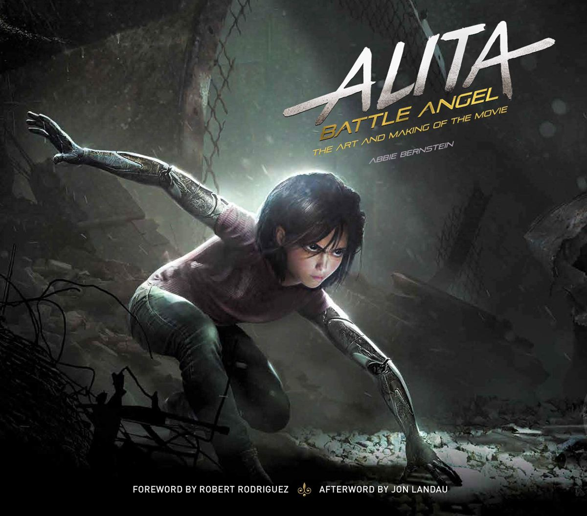 Alita Battle Angel: Review: The Art and Making of the Movie