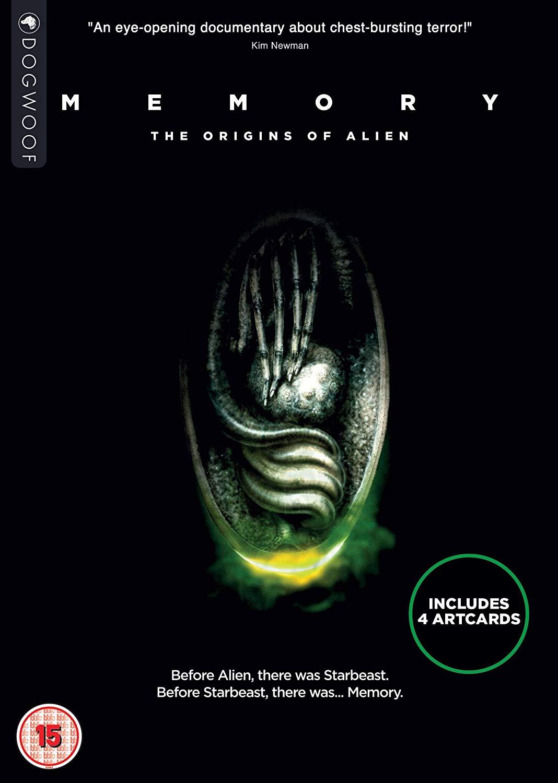 Win Memory – The Origins of Alien on DVD – Sci-Fi Bulletin